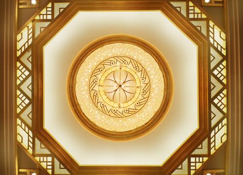 北京人民大会堂广西厅